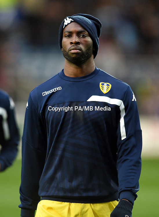 Leeds United's Souleymane Doukara