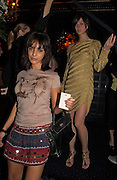 Lulu Stoffel and Margot Stille, Tatler magazine Little Black Book party, Tramp. Jermyn St. 10 November 2004. ONE TIME USE ONLY - DO NOT ARCHIVE  © Copyright Photograph by Dafydd Jones 66 Stockwell Park Rd. London SW9 0DA Tel 020 7733 0108 www.dafjones.com