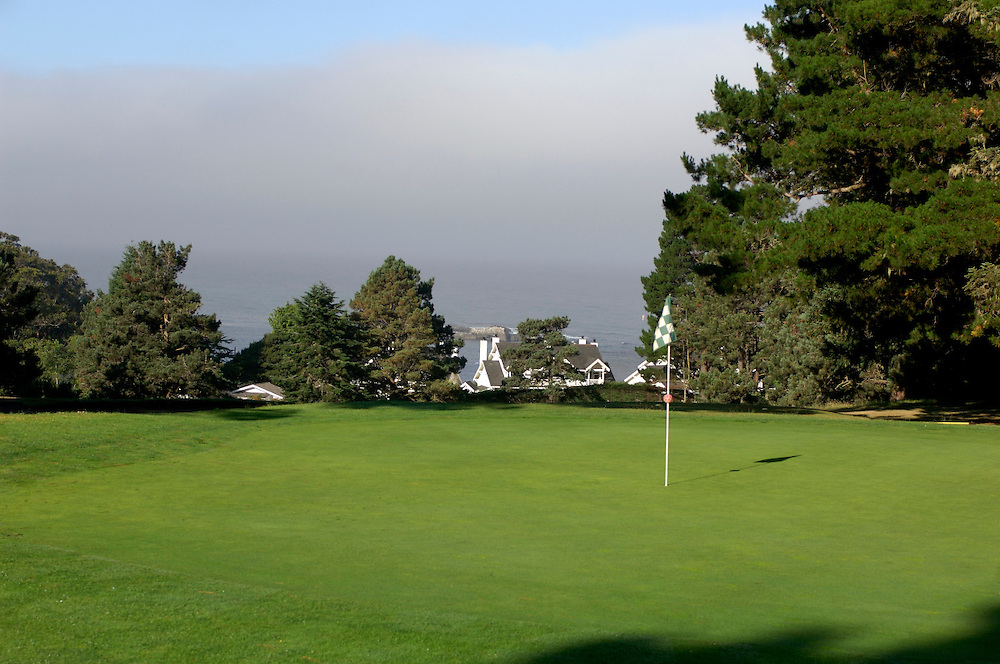 Little River Inn Golf Course, Little River, California, United States of America