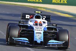 March 16, 2019 - Melbourne, Australia - Motorsports: FIA Formula One World Championship 2019, Grand Prix of Australia, ..#88 Robert Kubica (POL, ROKiT Williams Racing) (Credit Image: © Hoch Zwei via ZUMA Wire)