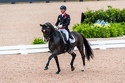 Wilton Spencer, GBR, Super Nova II<br /> World Equestrian Games - Tryon 2018<br /> © Hippo Foto - Dirk Caremans<br /> 12/09/18