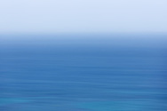 Abstract blurred sea.