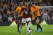 Simone Zaza of Torino during the Europa League play off leg 2 of 2 match between Wolverhampton Wanderers and Torino at Molineux, Wolverhampton, England on 29 August 2019.
