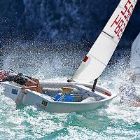 Sailing in Torbole