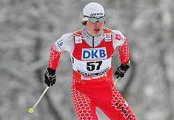 Marjan Jelenko of Slovenia at Nordic Combined Individual Gundersen NH, 10 km, at FIS Nordic World Ski Championships Liberec 2008, on February 22, 2009, in Vestec, Liberec, Czech Republic. (Photo by Vid Ponikvar / Sportida)