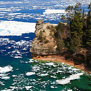 """Miner's Castle on Ice"" 2<br />