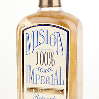 Mision Imperial reposado -- Image originally appeared in the Tequila Matchmaker: http://tequilamatchmaker.com