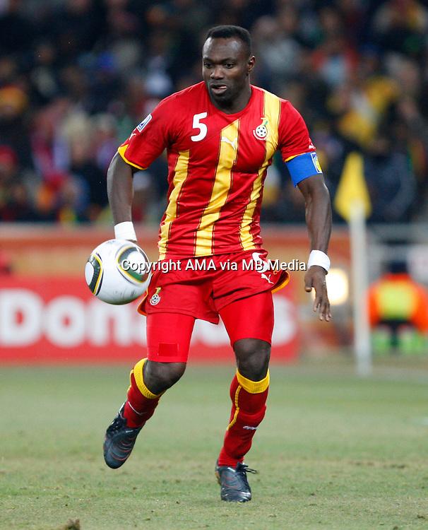 John Mensah of Ghana