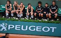 Ramasseurs de balles - 24.05.2015 - Jour 1 - Roland Garros 2015<br /> Photo : David Winter / Icon Sport
