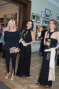 PRINCESS MARIE CHANTAL OF GREECE; TIERNEY HORNE; ; MARYAM SACHS, Royal Academy Annual Dinner 2013. Piccadilly. London. 4 June 2013.