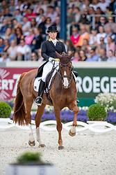 Werth Isabell, GER, Bella Rose 2<br /> CHIO Aachen 2019<br /> Weltfest des Pferdesports<br /> © Hippo Foto - Stefan Lafrentz<br /> Werth Isabell, GER, Bella Rose 2