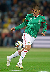 27-06-2010 VOETBAL: FIFA WORLDCUP 2010 ARGENTINIE - MEXICO: JOHANNESBURG <br /> Carlos Salcido  <br /> ©2010-FRH- NPH/ MVid Ponikvar (Netherlands only)