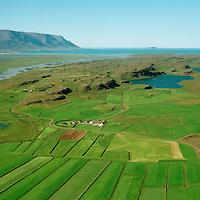 Keldudalur séð til norðurs, Rípurhreppur / Keldudalur viewing north, Ripurhreppur