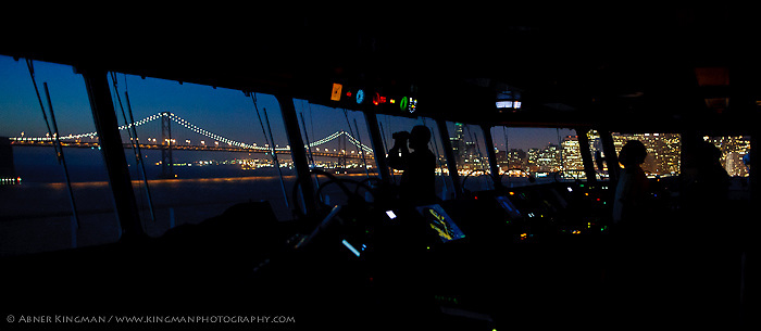 San Francisco Bar Pilot, Dave McCloy