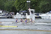 Henley, Great Britain.  The Prince Albert Challenge Cup. Bucks station. Newcastle University,  Henley Royal Regatta. River Thames Henley Reach.  Royal Regatta. River Thames Henley Reach.  Saturday  02/07/2011  [Mandatory Credit  Peter Spurrier/ Intersport Images] 2011 Henley Royal Regatta. HOT. Great Britain . HRR