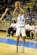 Taranto 07-06-2011<br /> Qualifying Tournament Eurobasket Women 2011<br /> Italia-Belgio<br /> Nella foto Mariachiara Franchini<br /> Foto di Ciamillo-Castoria