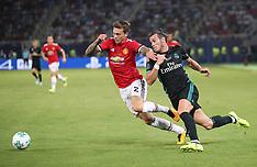 UEFA Super Cup - Real Madrid v Manchester - 08 Aug 2017