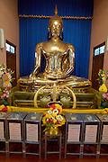 Chinatown. Wat Traimitr, Temple of the Golden Buddha.