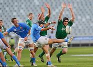 Tuesday 12 June Ireland v Italy