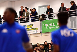 - Photo mandatory by-line: Joe Meredith/JMP - 18/11/2016 - BASKETBALL - SGS Wise Arena - Bristol, England - Bristol Flyers v Surrey Scorchers - British Basketball League