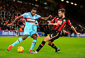 Bournemouth v West Ham United 120116