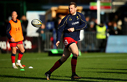 Max Stelling of Worcester Warriors - Mandatory by-line: Robbie Stephenson/JMP - 12/11/2017 - RUGBY - Twickenham Stoop - London, England - Harlequins v Worcester Warriors - Anglo-Welsh Cup