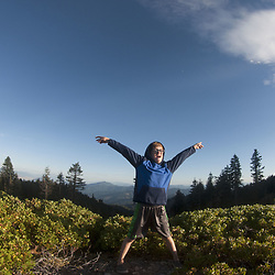 Max, Mt. Ashland, Rogue River–Siskiyou National Forest, Oregon, US