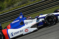 Mikhail Aleshin, Barber Motorsports Park, Birmingham, AL USA 4/27/2014