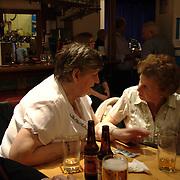Elderly Irish Tea Dance