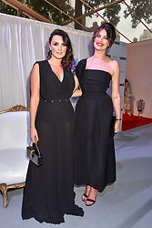 Left to right, Nicola Chapman and Samantha Chapman at the Glamour Women of The Year Awards 2017 in association with Next held in Berkeley Square Gardens, London England. 6 June 2017.
