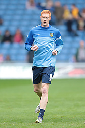 Oxford United's Dave Kitson - Photo mandatory by-line: Nigel Pitts-Drake/JMP - Tel: Mobile: 07966 386802 05/10/2013 - SPORT - FOOTBALL - Kassam Stadium - Oxford - Oxford United v Southend United - Sky Bet League 2