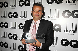 MARK HIX at the GQ Men of the Year Awards held at the Royal Opera House, London on 2nd September 2008.<br /> <br /> NON EXCLUSIVE - WORLD RIGHTS