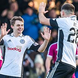Ayr United v Arbroath | Scottish League One | 6 January 2018