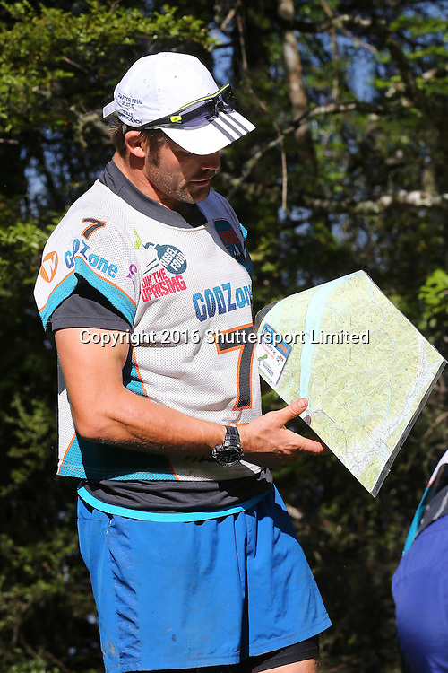NELSON, NEW ZEALAND - April 4: GODZone C5 Adventure Race Day 3  Richie McCaw at Lake Rotoroa  on April 4 2016 in Nelson, New Zealand. (Photo by: Evan Barnes Shuttersport Limited)