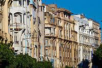 Maroc, Casablanca, avenue Houmane el Fetouaki // Morocco, Casablanca, Houmane el Fetouaki avenue