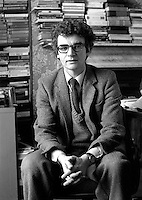 Dr Seamus Deane, author, poet, academic, born Londonderry, N Ireland, Professor of Modern English and American Literature at University College Dublin. 198101000007SD5..Copyright Image from Victor Patterson, 54 Dorchester Park, Belfast, United Kingdom, UK...For my Terms and Conditions of Use go to http://www.victorpatterson.com/Victor_Patterson/Terms_%26_Conditions.html