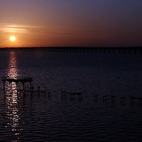Florida Scenic Highway footage of the Pensacola Bluffs area in Pensacola, Florida. (AP Photo/Alex Menendez) Florida scenic highway photos from the State of Florida. Florida scenic images of the Sunshine State.