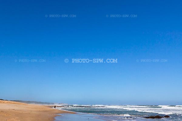 Wonderflu beach @ South Africa's Eastern Cape