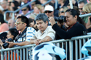Parents shoot photographs of the graduates at Deer Valley High School graduation on Friday, June 8, 2012. (Photo by Kevin Bartram)