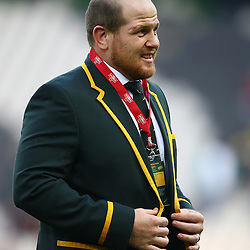 Nelspruit, SOUTH AFRICA, 20 August, 2016 - Lourens Adriaanse of South Africa during the match between South Africa and Argentina in The Rugby Championship at the Mbombela Stadium, Nelspruit (Photo by Steve Haag UAR)