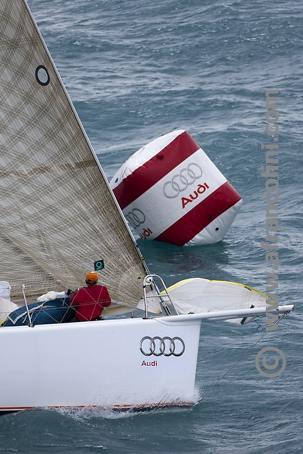 SAILING - Audi Hamilton Island Race Week 2010<br />