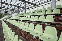 Sportzentrum Fussballstadion, Bad Waltersdorf.Architektur: Gerhard Mitterberger