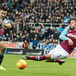 Newcastle v West Ham   Premier League   16 January 2016