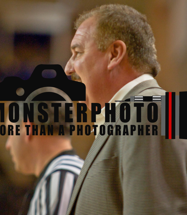 Old Dominion Head Coach Blaine Taylor during game action. The Blue Hens defeated Old Dominion 75-67 at the The Bob Carpenter Center In Newark...The Hens are 3-2 and will face Hampton Next.