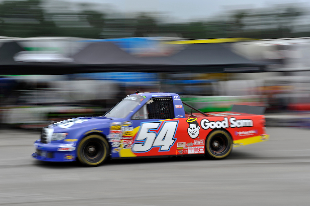 30 August - 1 September 2013, Bowmanville, Ontario Canada<br /> Darrell Wallace Jr<br /> &copy;2013, Scott R LePage<br /> LAT Photo USA
