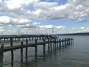 Diessen lake Bavaria