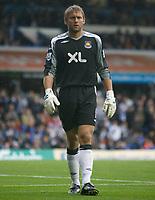 Photo: Steve Bond.<br />Birmingham City v West Ham United. The FA Barclays Premiership. 18/08/2007. West Ham keeper Robert Green