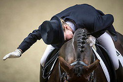 Langehanenberg Helen (GER) - Damon Hill NRW, winner of the<br /> Reem Acra FEI World Cup Final Goteborg 2013<br /> © Dirk Caremans