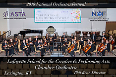 Lafayette School for the Creative and Performing Arts Chamber Orchestra