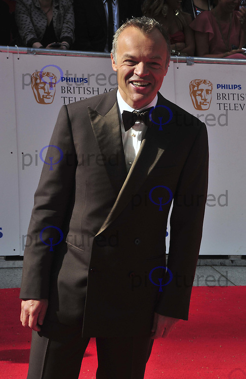 Graham Norton The Philips British Academy Television Awards, Grosvenor House Hotel, Park Lane, London, UK, 22 May 2011:  Contact: Rich@Piqtured.com +44(0)7941 079620 (Picture by Alan Roxborough)